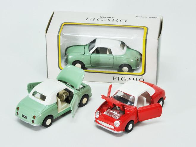 PIKE factory FIGARO Diapet ミニカーコレクション
