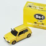 Be-1 1/35 バンダイ製 ダイキャスト ミニカー パンプキンイエロー