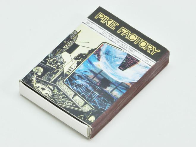 PIKE factory マッチケース