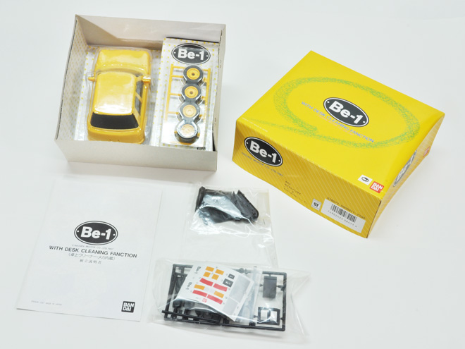 Be-1 卓上クリーナー 組立モデル