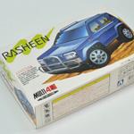 RASHEEN アオシマ文化教材社製 マルチ四駆 組立キット