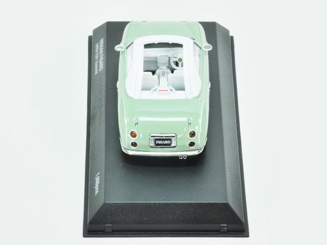 FIGARO Kyosho製 1008pcs限定 トップオープンモデル